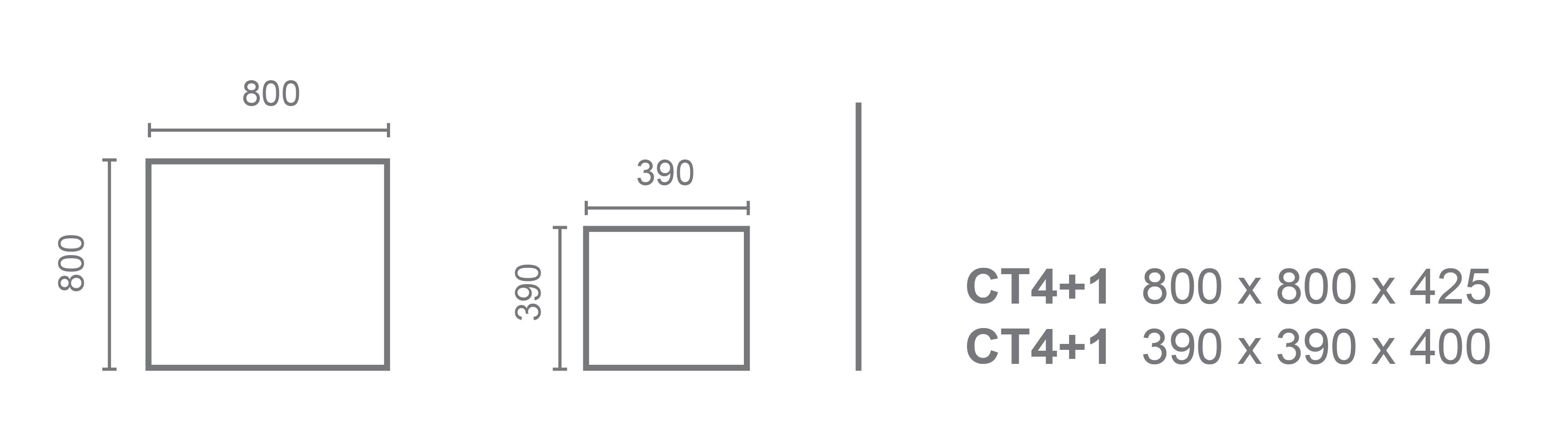 CT-4+1